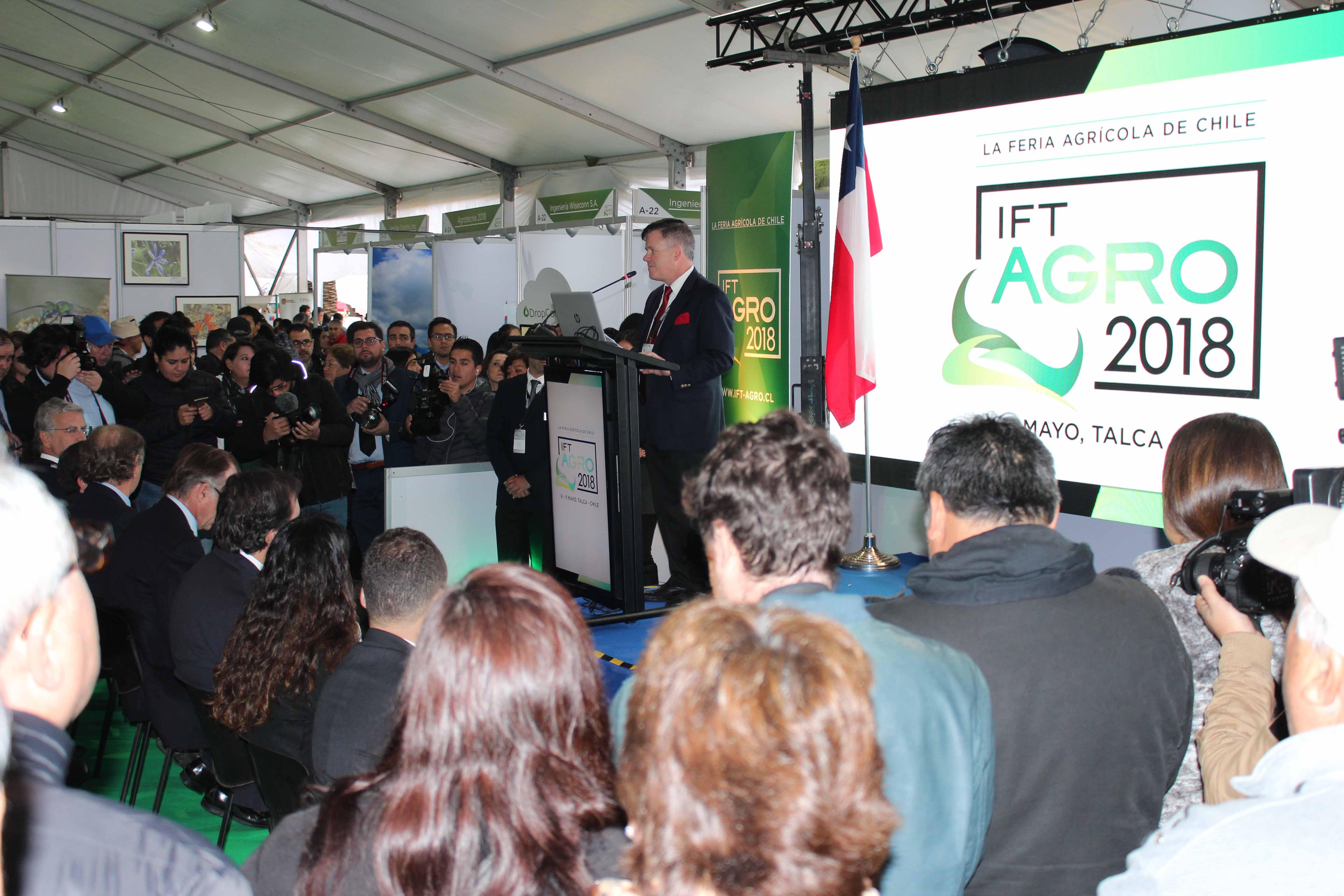 Anuncian cuarta versión de Feria IFT-AGRO en Talca – Maulee.cl