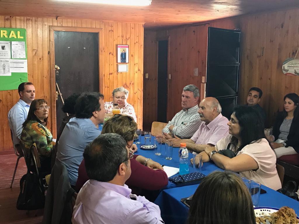 """Alcalde de Talca: """"Hoy más que nunca es importante que la gente se pronuncie"""" - Maulee.cl Diario electrónico de la Región del Maule"""