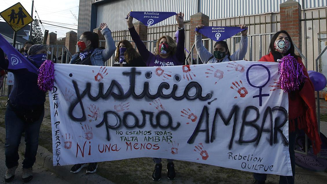 A un año del asesinato de Ámbar: agrupación convoca a una marcha desde el Teatro Pompeya hasta el cementerio de Villa Alemana para este jueves